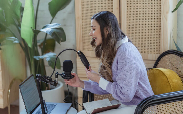 Recording Vocals at Home is the Perfect Solution for Singers of All Levels